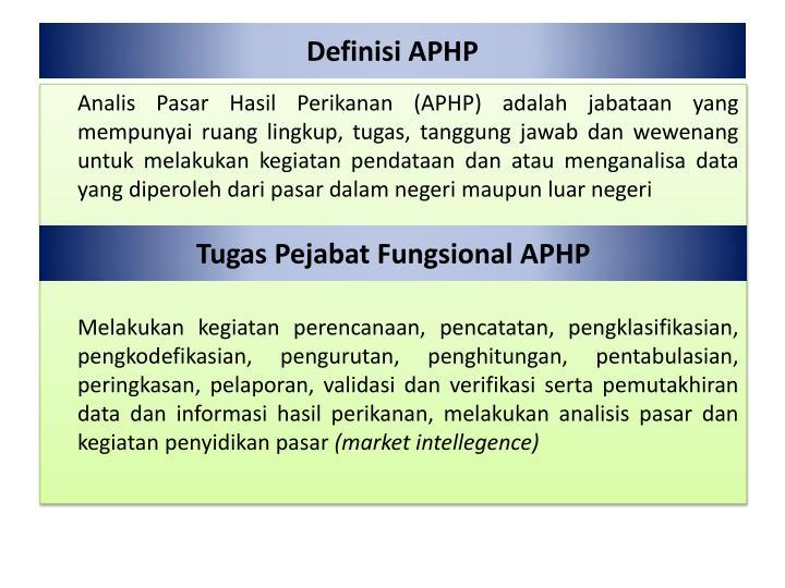 Definisi APHP