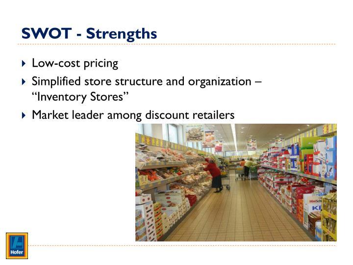 SWOT - Strengths