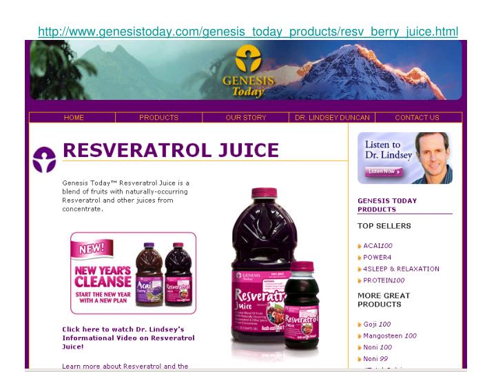 http://www.genesistoday.com/genesis_today_products/resv_berry_juice.html