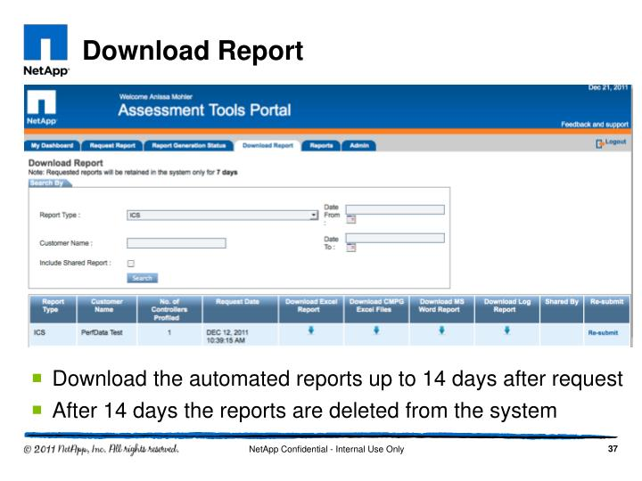 Download Report