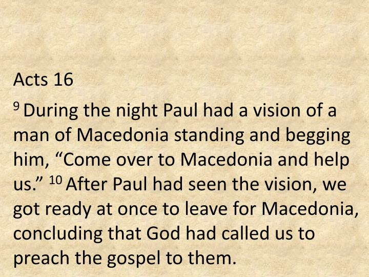 Acts 16