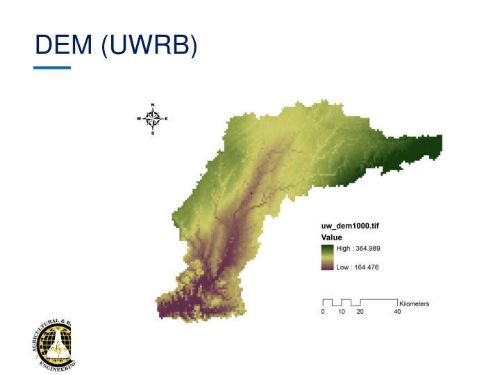 DEM (UWRB)