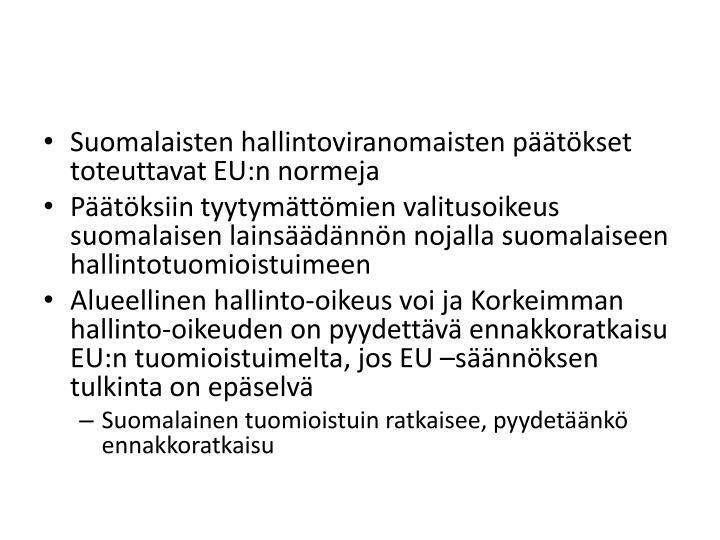 Suomalaisten