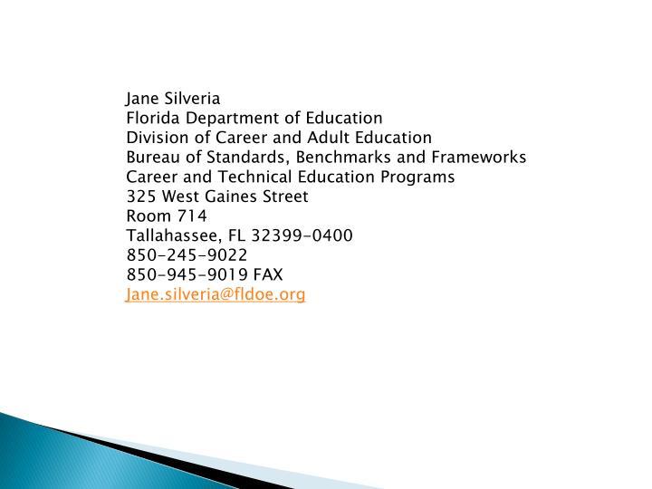 Jane Silveria