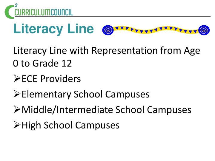 Literacy Line