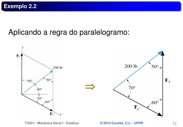 Exemplo 2.2