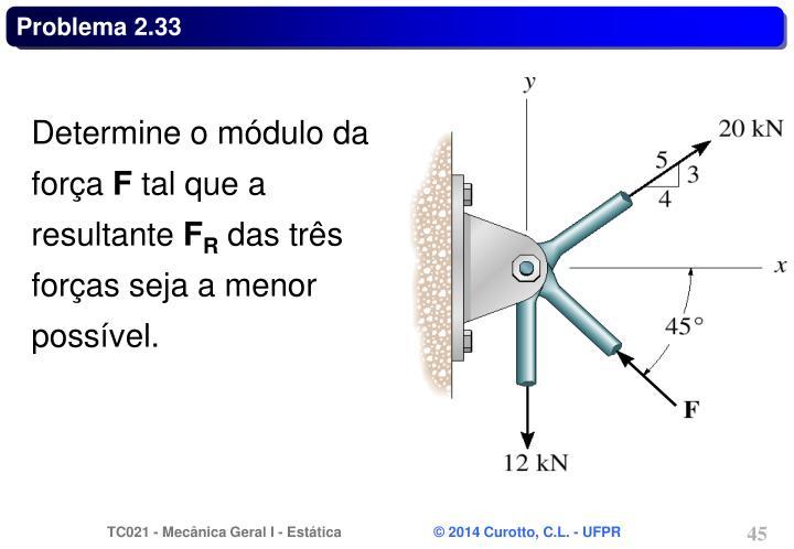 Problema 2.33