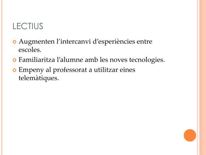 LECTIUS
