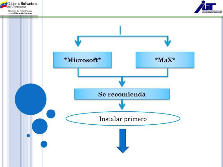 *Microsoft*
