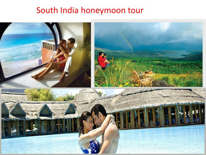 South India honeymoon tour