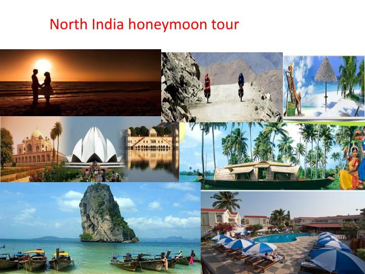North India honeymoon tour