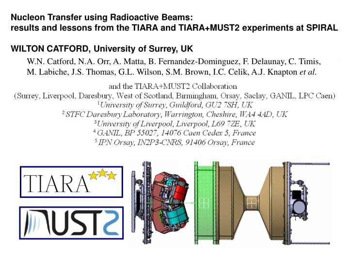 Nucleon Transfer using Radioactive Beams: