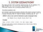 5 system szesnastkowy