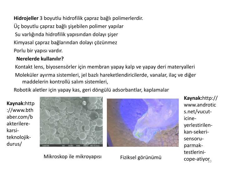 Mikroskop ile