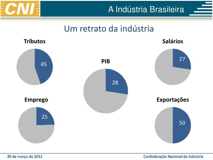 Um retrato da indústria