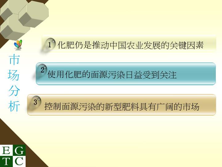 化肥仍是推动中国农业发展的关键因