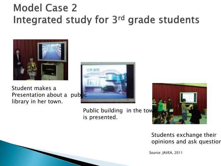 Model Case 2