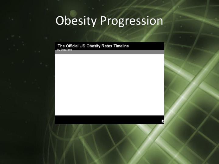 Obesity Progression