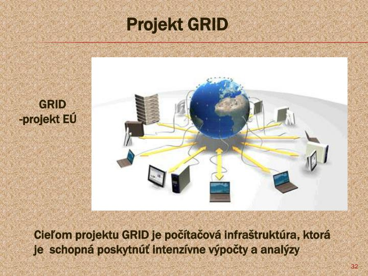 Projekt GRID