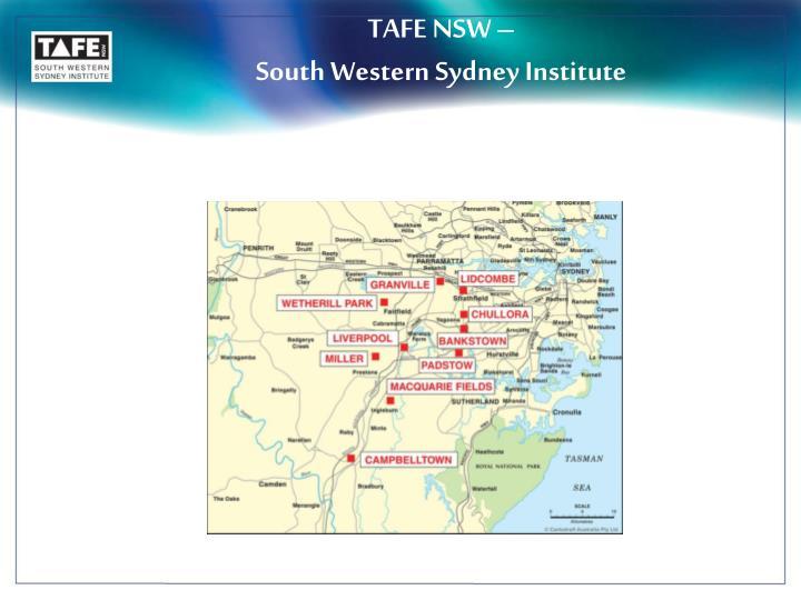 TAFE NSW –