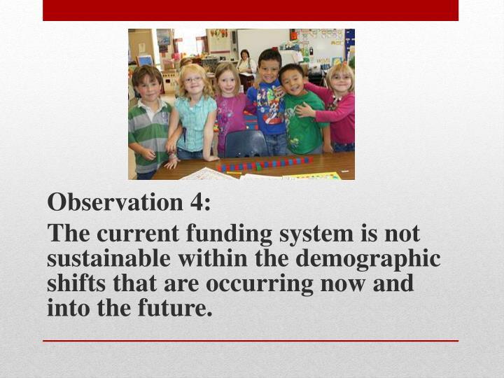 Observation 4: