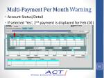 multi payment per month warning8