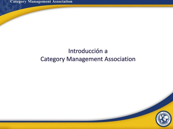 Introducci n a category management association