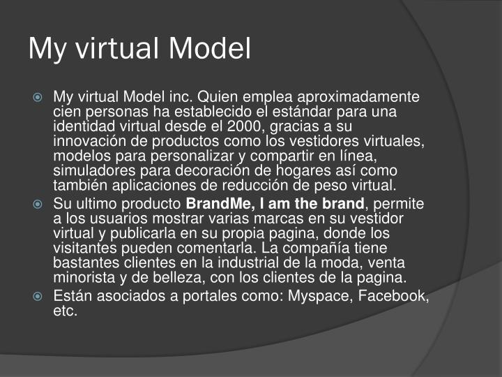 My virtual