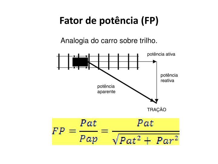 Fator de potência (FP)