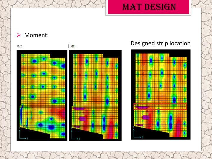 Mat Design