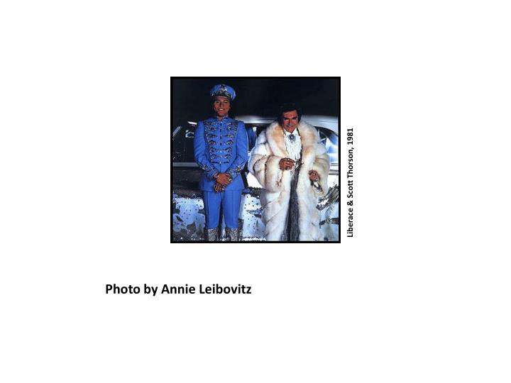 Liberace & Scott Thorson, 1981