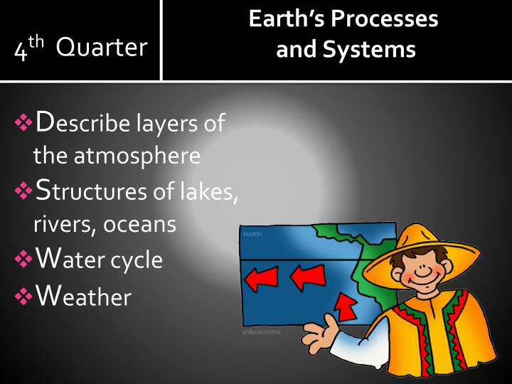 Earth's Processes