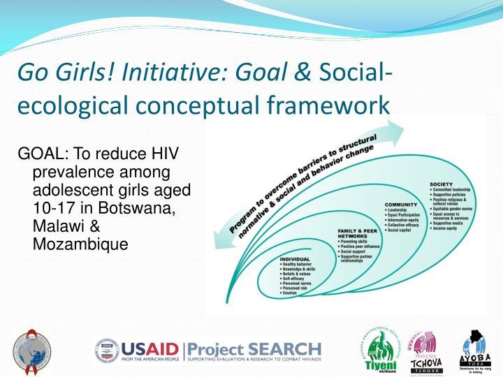 Go Girls! Initiative: Goal &