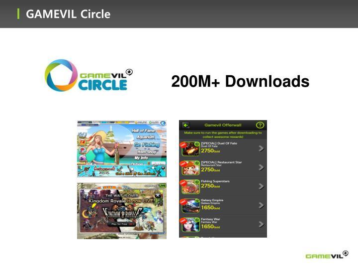 GAMEVIL Circle