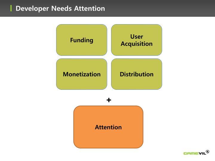 Developer Needs Attention