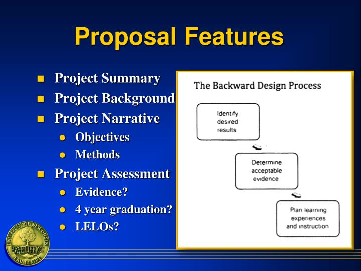 Proposal Features