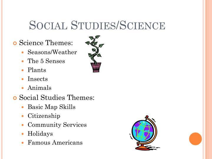 Social Studies/Science
