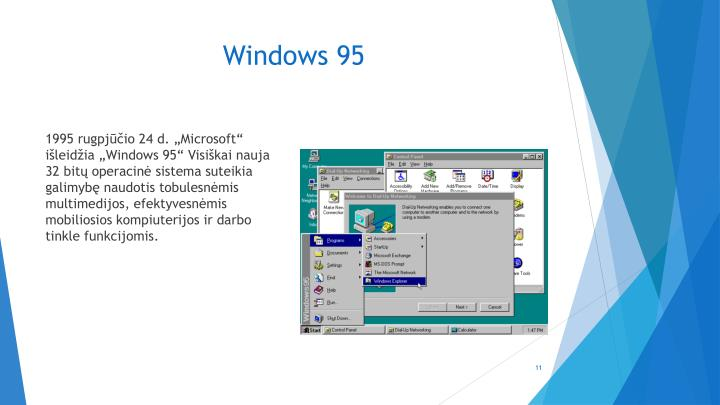 Windows 95