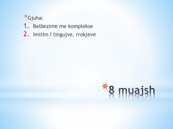 Gjuha