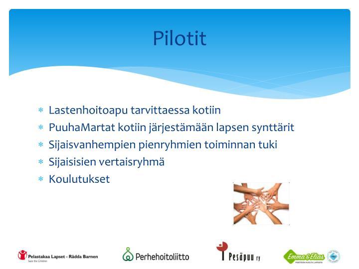 Pilotit