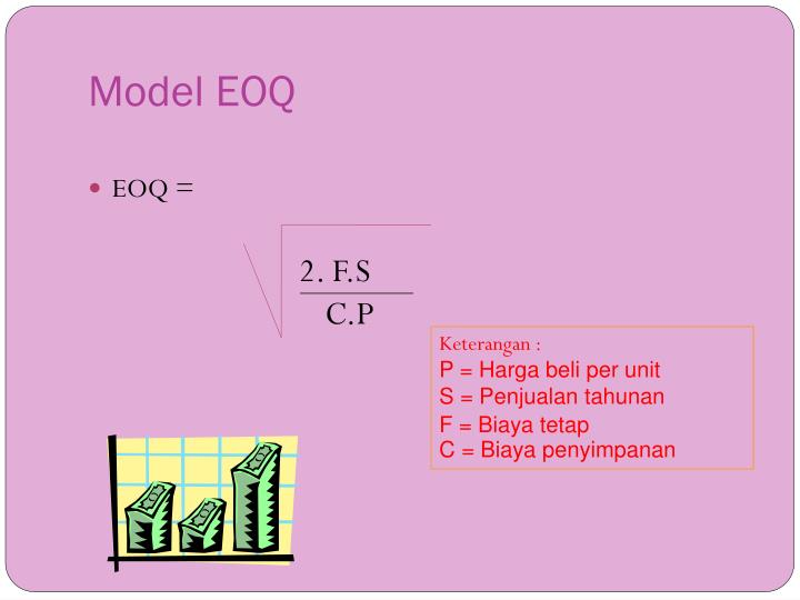 Model EOQ