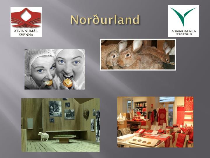 Norðurland