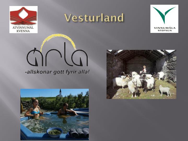 Vesturland