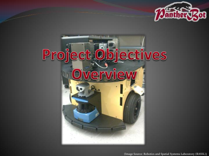 Project objectives overview