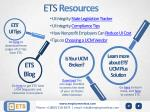 ets resources