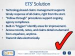 ets solution2