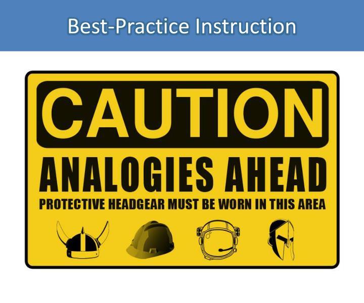 Best-Practice Instruction