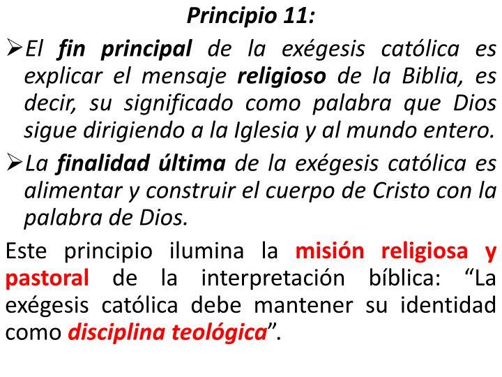 Principio