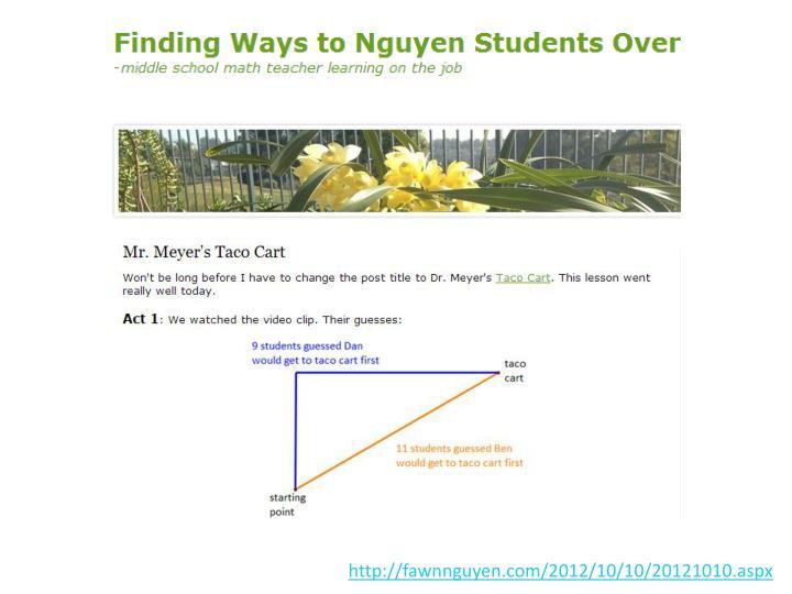http://fawnnguyen.com/2012/10/10/20121010.aspx
