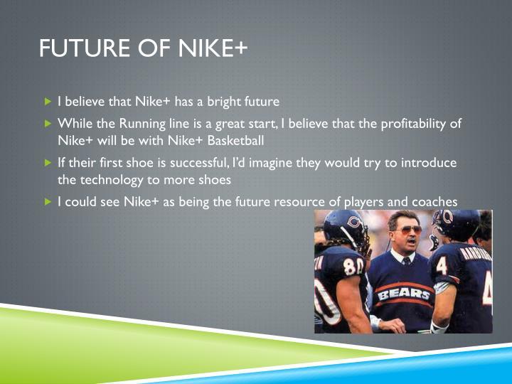 Future of Nike+